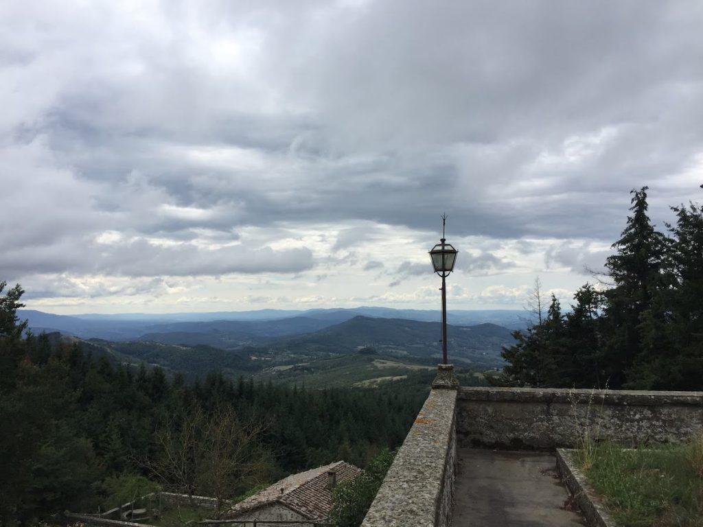 Panorama di Fiesole da Montesenario