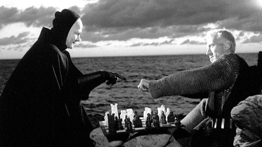 Ingmar Bergman's the seventh seal chess scene