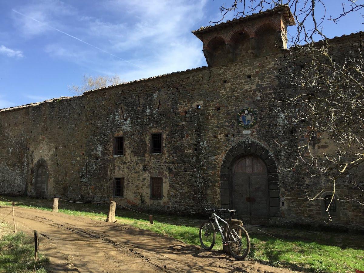 Abbazia di San Cassiano a Montescalari